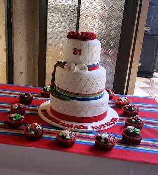 Vhavenda Cakes